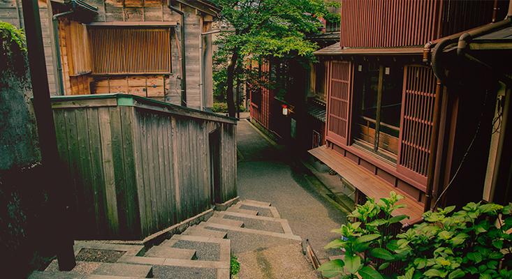 「金沢」と「うら田」